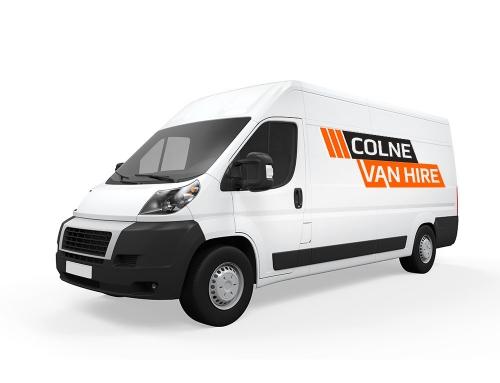 Ford Transit (or similar) Medium, Commercial Van Rental