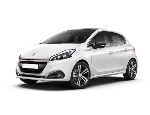 Peugeot 208 (or similar), Hatchback Car Hire