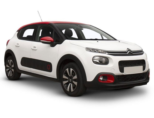 Citroen C3 Hatchback 1.2 PureTech 82 Flair 5dr FlexiHire