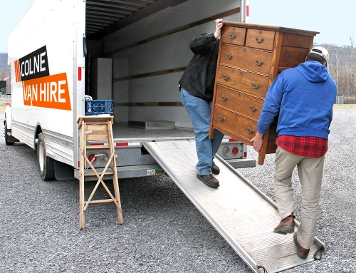 Finding the ideal vehicle for your house move or job